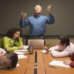 Как удержать сотрудника от увольнения:...